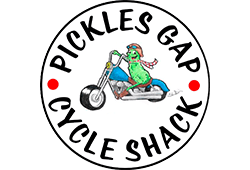 Pickles Gap Cycle Shack in Conway, AR.
